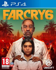Far Cry 6 PS 4