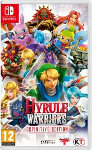 Hyrule Warriors NS