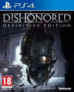 Dishonored Definitive Edition PS 4 Używana