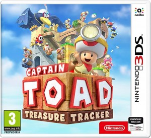 Captain Toad Treasure Tracker 3DS