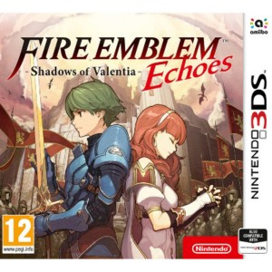 Fire Emblem Echoes: Shadows of Valentia 3DS Używana