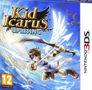 !Kid Icarus Uprising 3DS PO