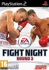 Fight Night Round 3 PS 2 Używana