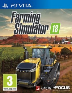 Farming Simulator 18 PSV