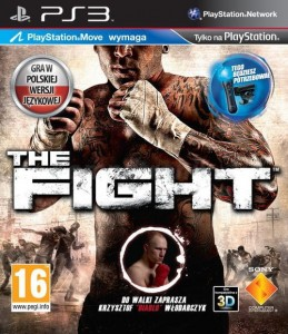 The Fight PS3 Używana