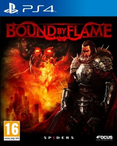 Bound by Flame PS4 Używana