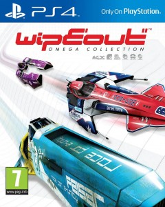 WipeOut Omega Collection PS4 Używana