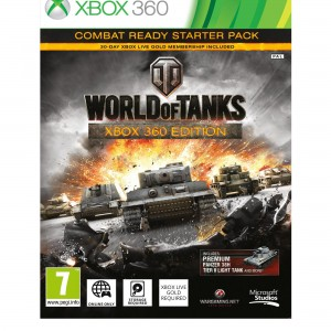 World of Tanks X360 Używana