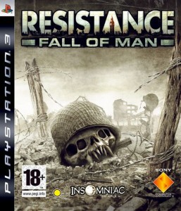 Resistance Fall of Man PS 3 Używana