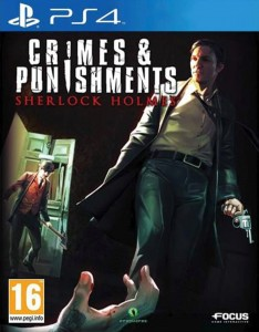 Sherlock Holmes Crimes & Punishments PS4 Używana
