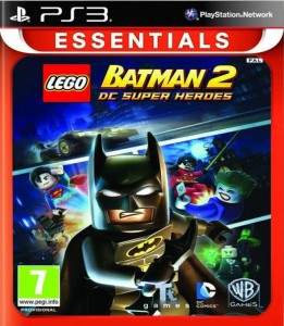 LEGO Batman 2 DC Super Heroes PS 3