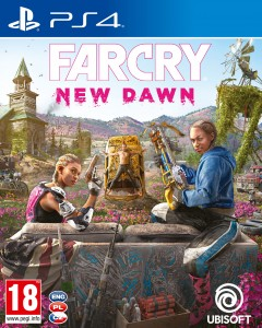 Far Cry New Dawn PS 4