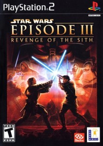 !Star Wars Episode III Revenge of the Sith PS 2 PO
