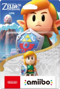 Amiibo Link-Links Awakening