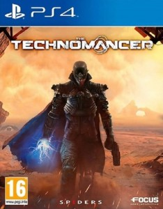 Technomancer PS4