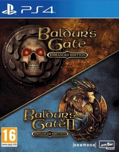 Baldur's Gate: Enhanced Edition PS 4