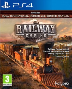 Railway Empire PS4 Używana