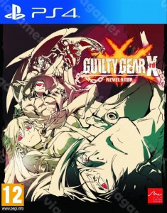 Guilty Gear XRD Revelator PS 4 Używana