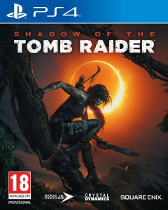 Shadow of the Tomb Raider PS 4 Używana