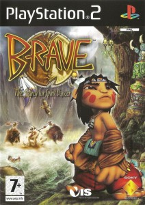 Brave: The Search for Spirit Dancer PS2 Używana