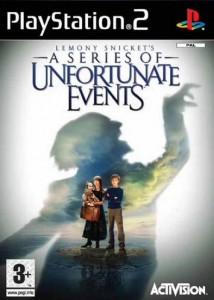 A Series of Unfortunate Events PS2 Używana