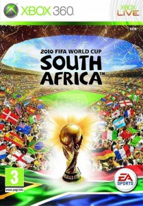 2010 FIFA World Cup South Africa X360 Używana