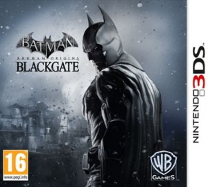 Batman Arkham Origins Blackgate 3DS Używana