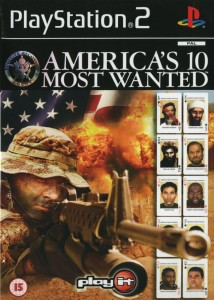America's 10 Most Wanted PS2 Używana