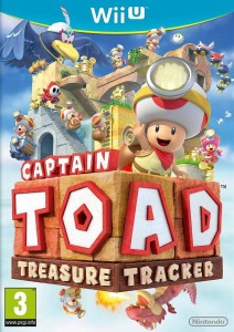 Captain Toad: Treasure Tracker Wii U Używana