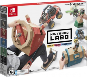 Nintendo Labo Vehicle Kit NS