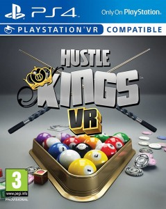 Hustle Kings VR PS4 Używana