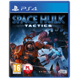 Space Hulk Tactics PS 4