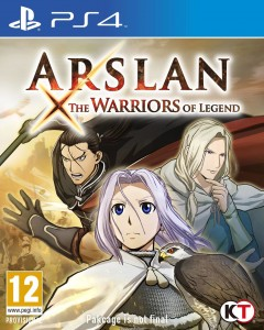 Arslan: The Warriors of Legend PS 4 Używana