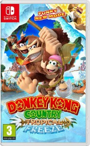 Donkey Kong Country Tropical Freeze NS
