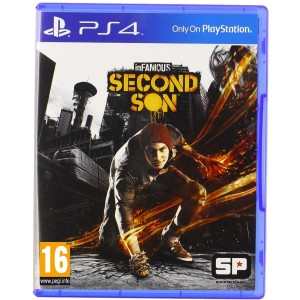 Infamous Second Son PS 4 Używana