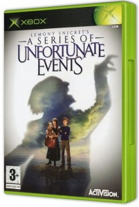 A Series of Unfortunate Events Xbox Używana