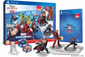 Disney Infinity 2.0: Marvel Super Heroes PS4 Używana