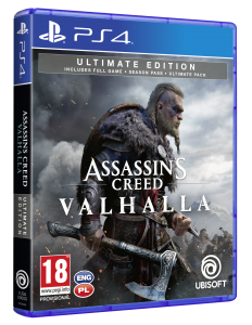 Assassin's Creed Valhalla Ultimate Edition PS 4