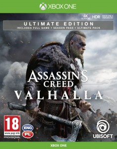 Assassin's Creed Valhalla Ultimate Edition XOne