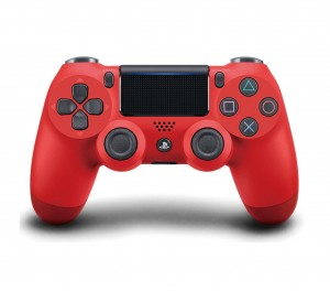 Pad Dualshock 4 Red PS 4