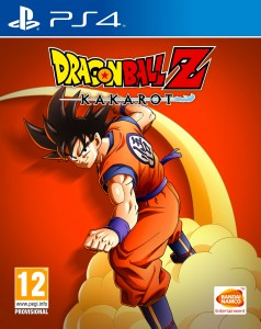 Dragon Ball Z: Kakarot PS 4 Używana