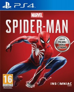 !Marvel Spider-Man PS4 PO