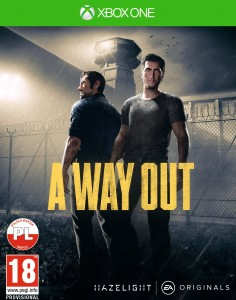 A Way Out XOne Używana