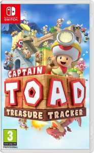 Captain Toad Treasure Tracker NS