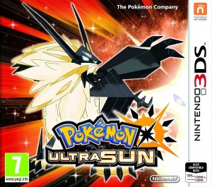 Pokemon Ultra Sun 3DS