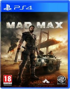Mad Max PS 4