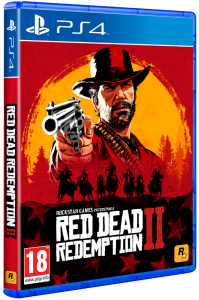 Red Dead Redemption II PS 4 Używana