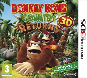 !Donkey Kong Country Returns 3DS PO
