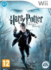 Harry Potter and the Deathly Hallows Part 1 Wii Używana