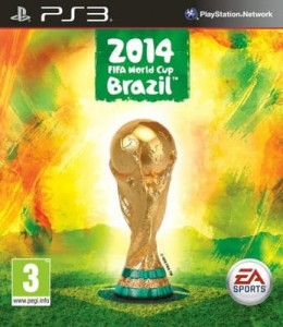 !2014 Fifa World Cup Brazil PS 3 PO